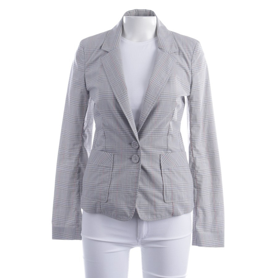 Blazer von Patrizia Pepe in Grau Gr. 36 IT 42