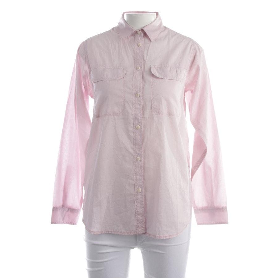 Bluse von J.CREW in Zartrosa Gr. 34 US 4