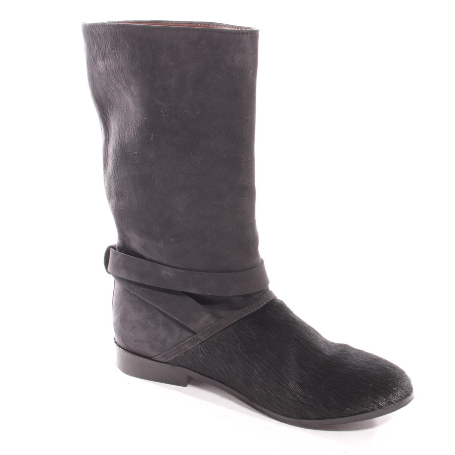 boots from Sonia Rykiel in black size D 38