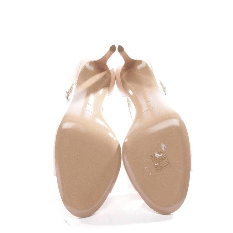 Sandaletten von Altuzarra in Rosé Gr. D 41 - Neu - Wilder T-Strap