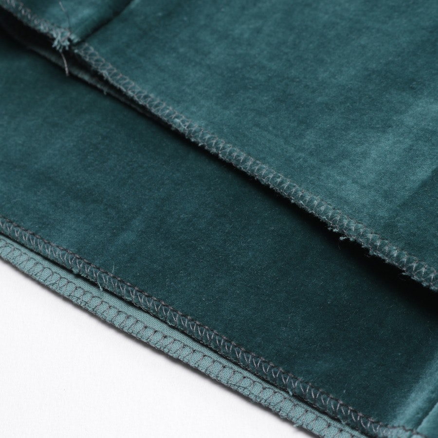 trousers from Etro in emerald size 38 IT 44 - new