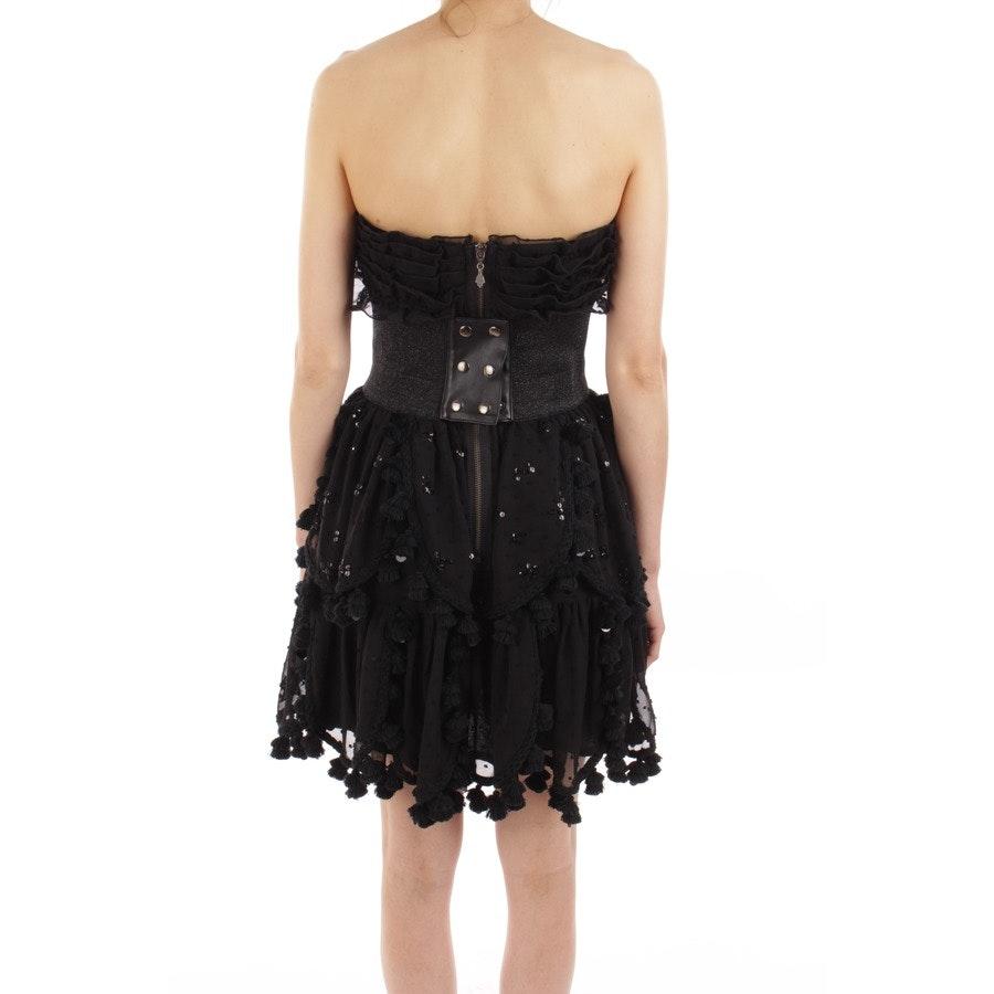 Kleid von Manoush in Schwarz Gr. DE 32 FR 34