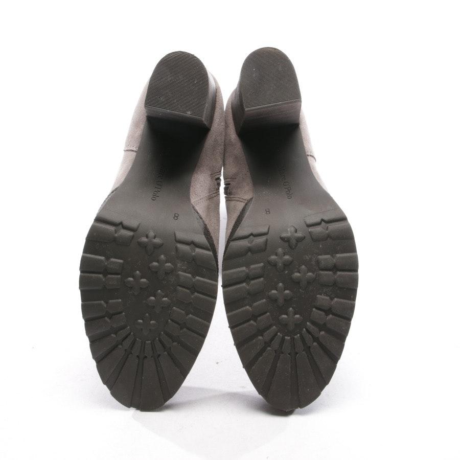 Stiefel von Marc O'Polo in Grau Gr. EUR 42 UK 8