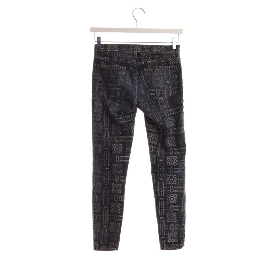 Jeans von Current/Elliott in Dunkelblau Gr. W25 - The Stiletto