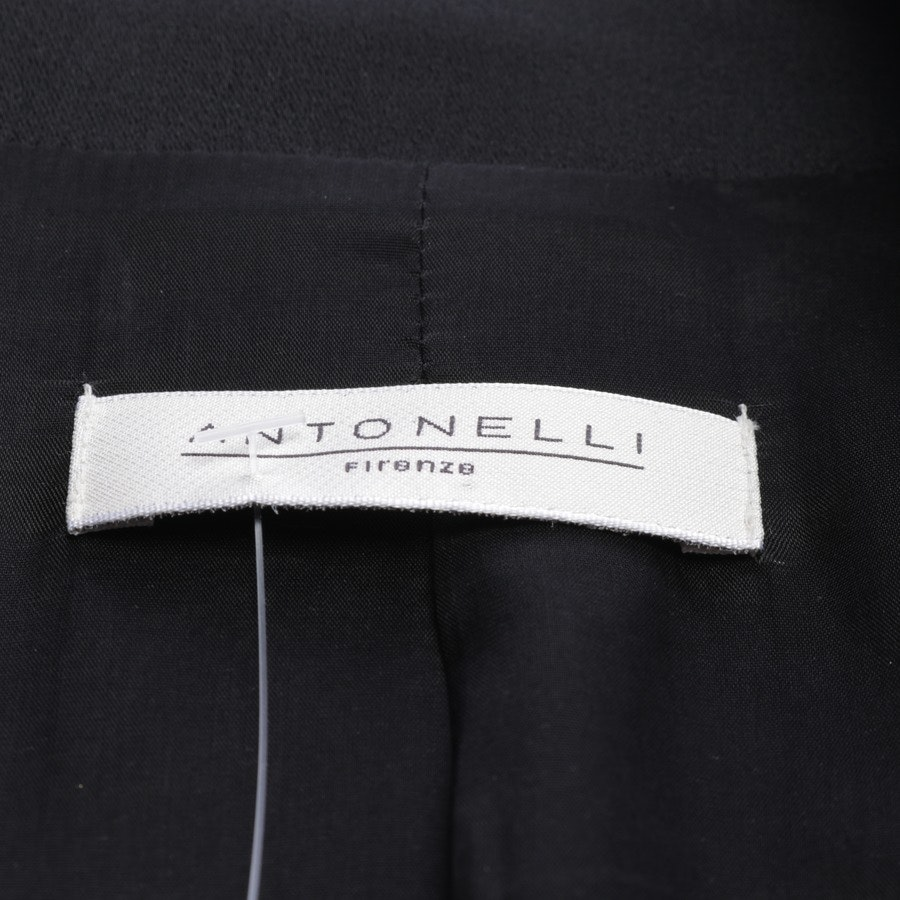 blazer from Antonelli in black size 40