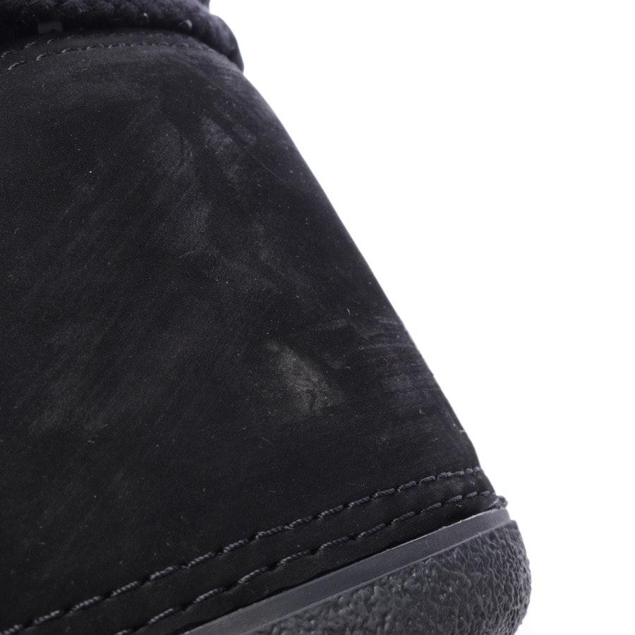 Stiefel von Ikkii in Schwarz Gr. EUR 40