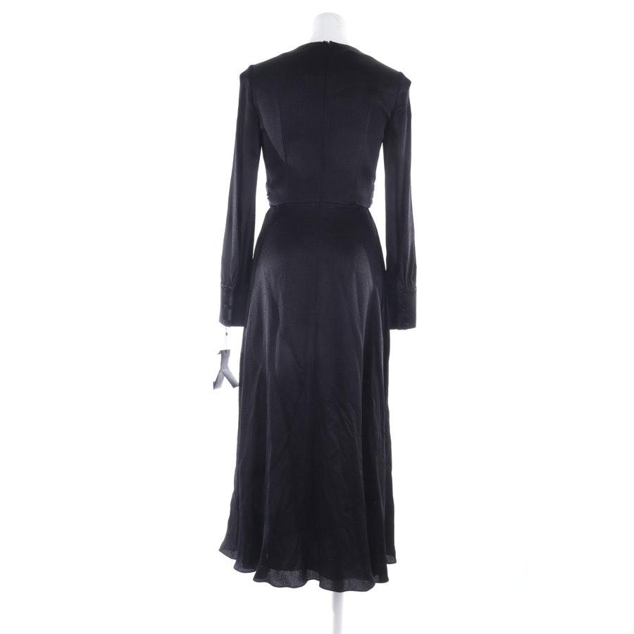 Kleid von Saint Laurent in Schwarz Gr. 34 FR 36