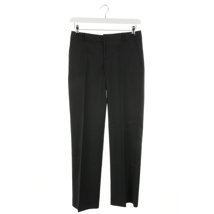 trousers from Stefanel in grey size 32 IT 38