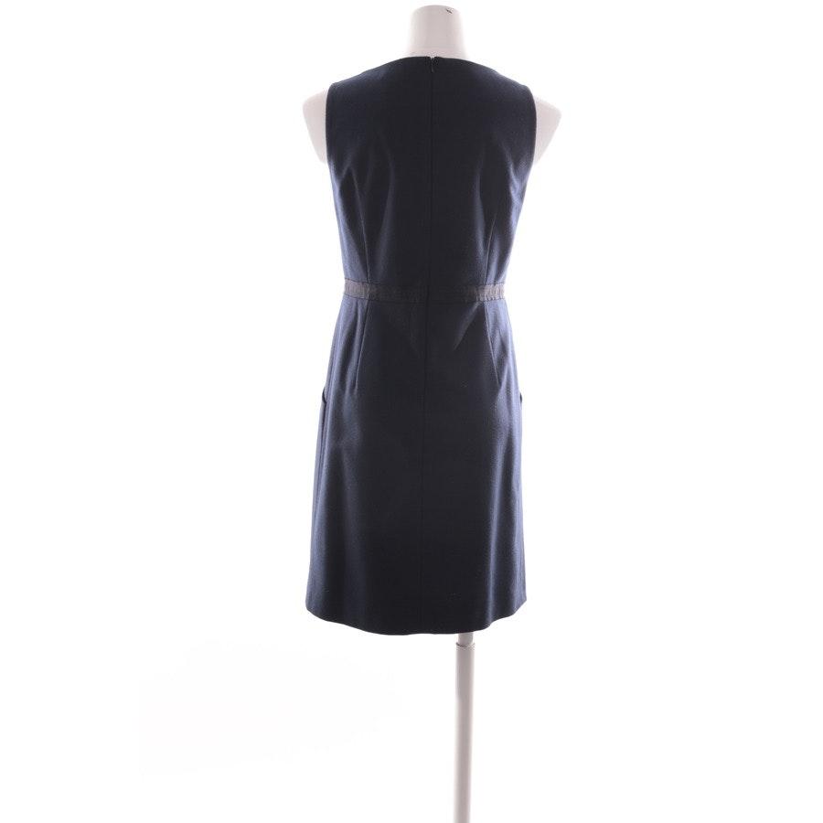 Kleid von Marc O'Polo in Nachtblau und Schwarz Gr. 36