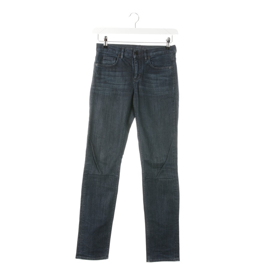 Jeans von COS in Dunkelblau Gr. W26 - Slim Fit