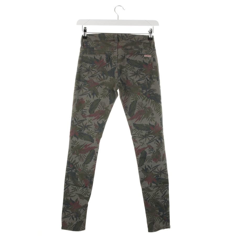 Jeans von Hudson in Multicolor Gr. W25