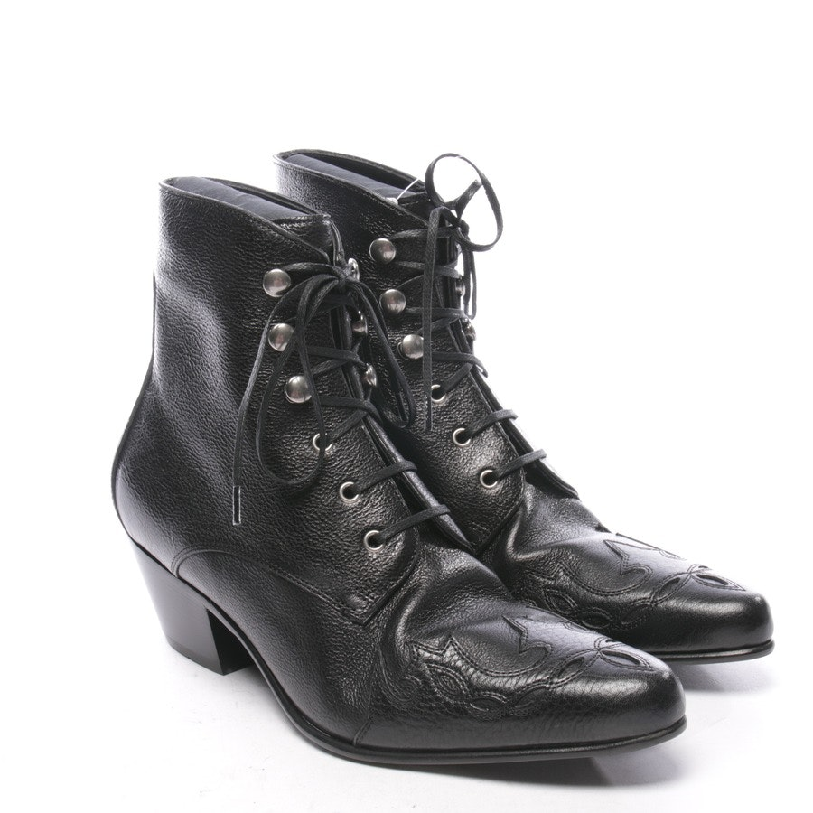 ankle boots from Saint Laurent in black size EUR 36 - new