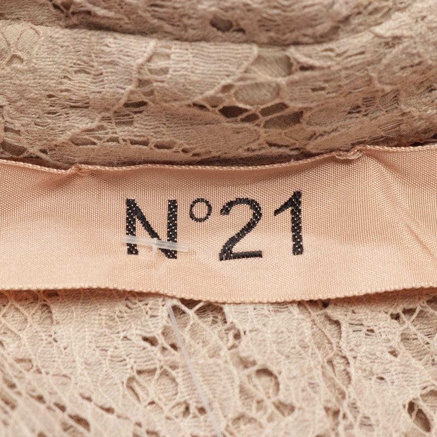 dress from N°21 in beige size 32 IT 38