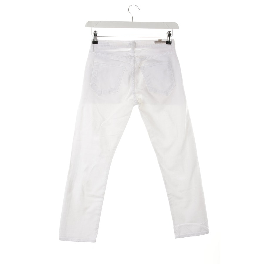 jeans from Citizens of Humanity in white size W24