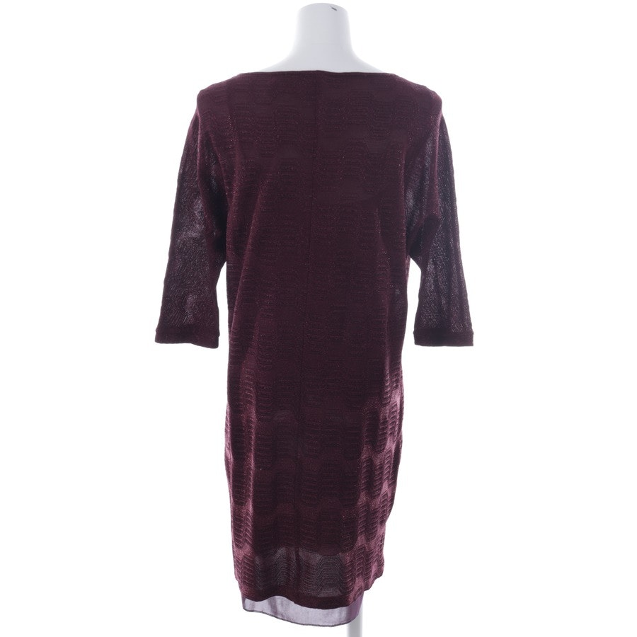 Cocktailkleid von Missoni M in Bordeaux Gr. M