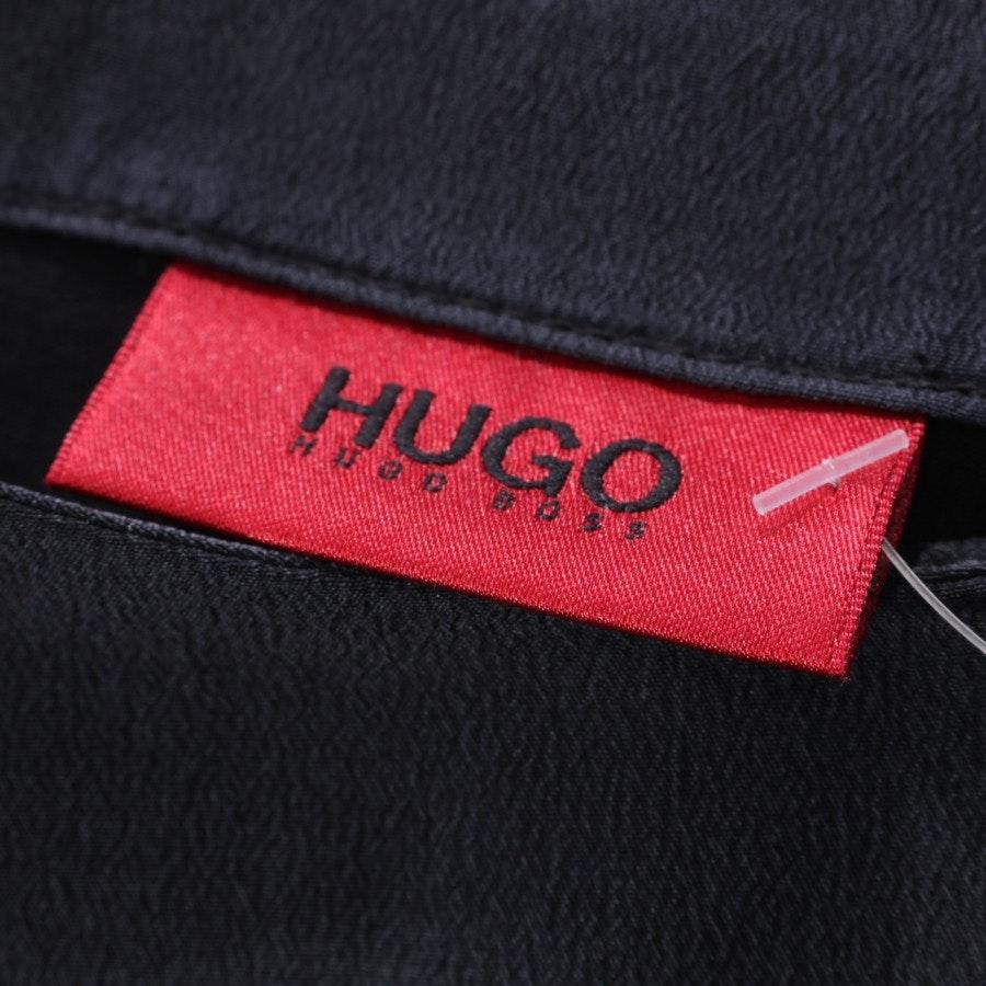 Kleid von Hugo Boss Red Label in Schwarz Gr. XS - Seidenanteil
