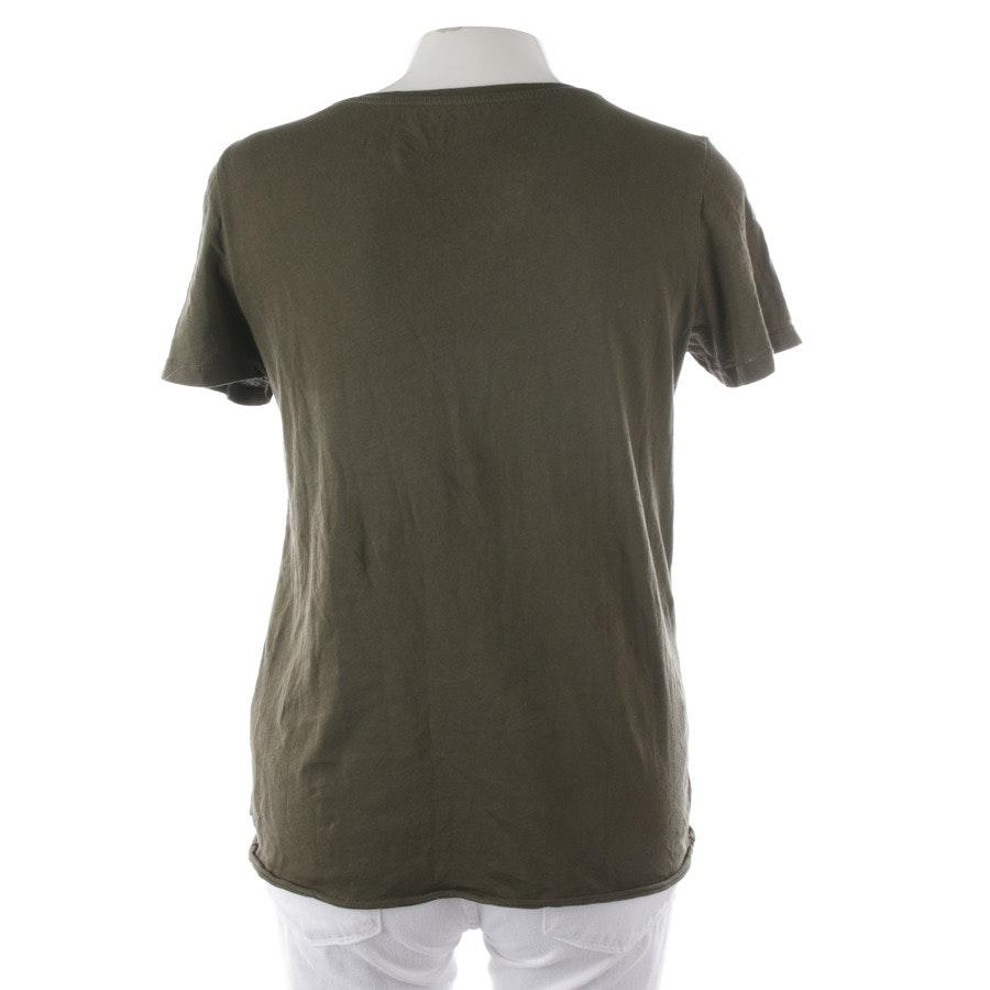 Shirt von Marc O'Polo Denim in Olivgrün Gr. S