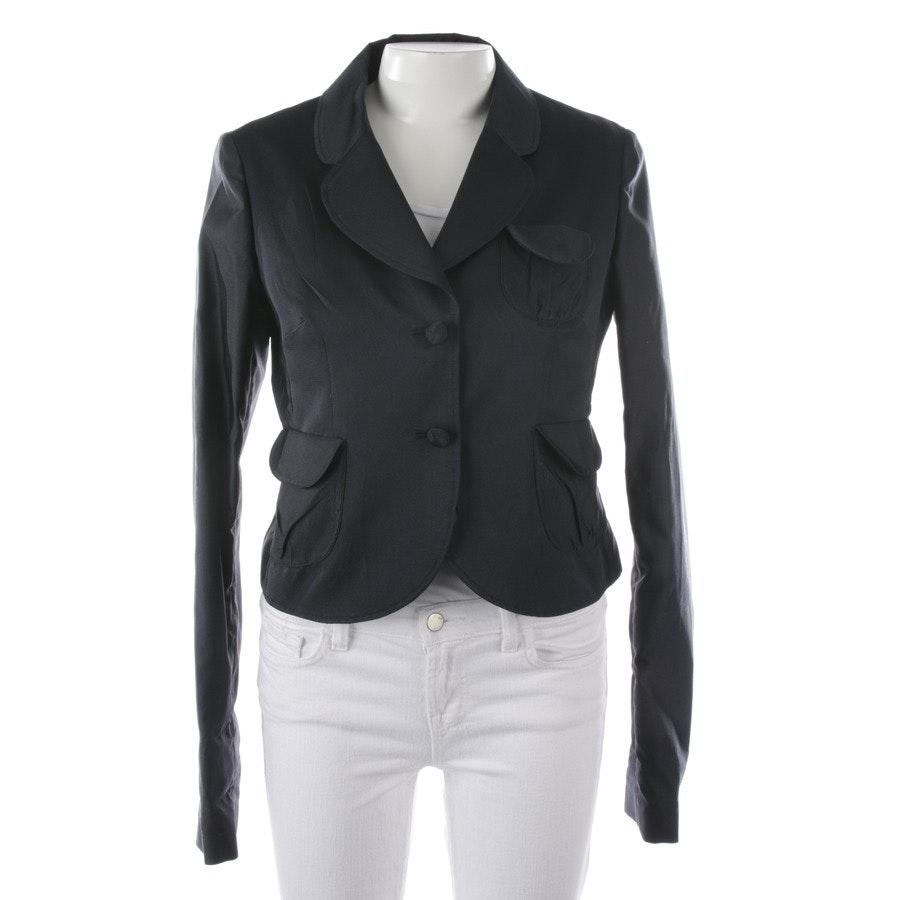 blazer from Miu Miu in night blue size 40 IT 46