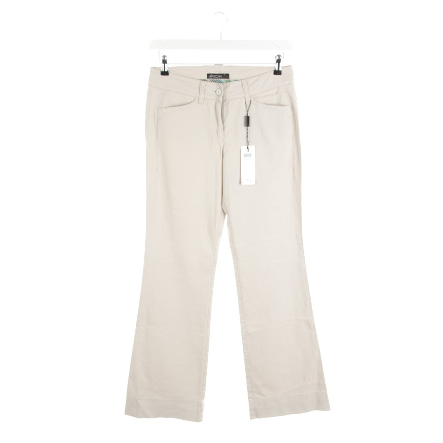 trousers from Marc Cain in beige size 38 N3 - new