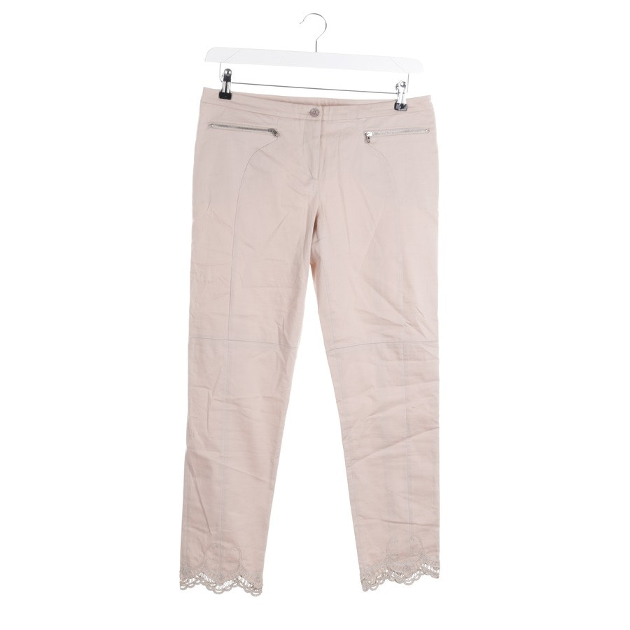 trousers from Patrizia Pepe in beige size 38 IT 44