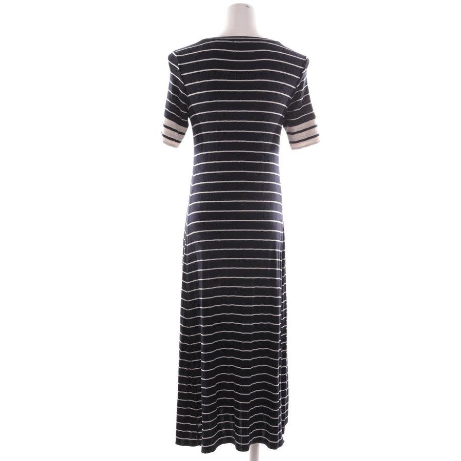 Kleid von Marc O'Polo in Dunkelblau und Weiß Gr. S