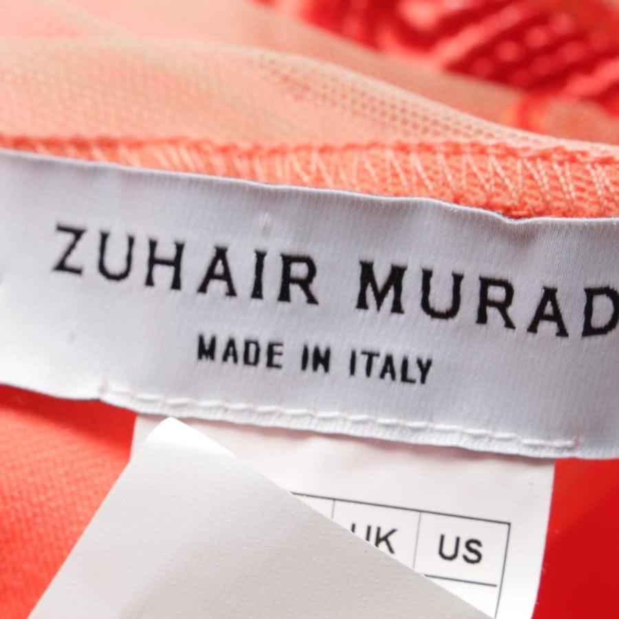 Kleid von Zuhair Murad in Korallenrot Gr. 36 IT 42