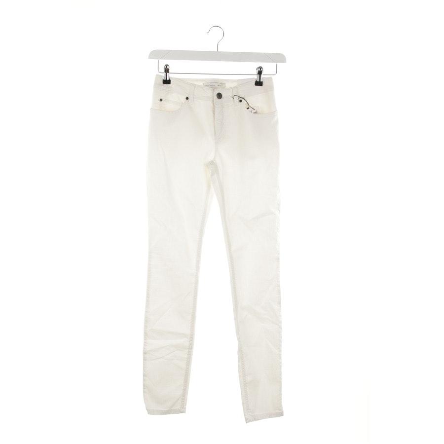 jeans from Oui in ecru size 34 - sienna jeggings - new