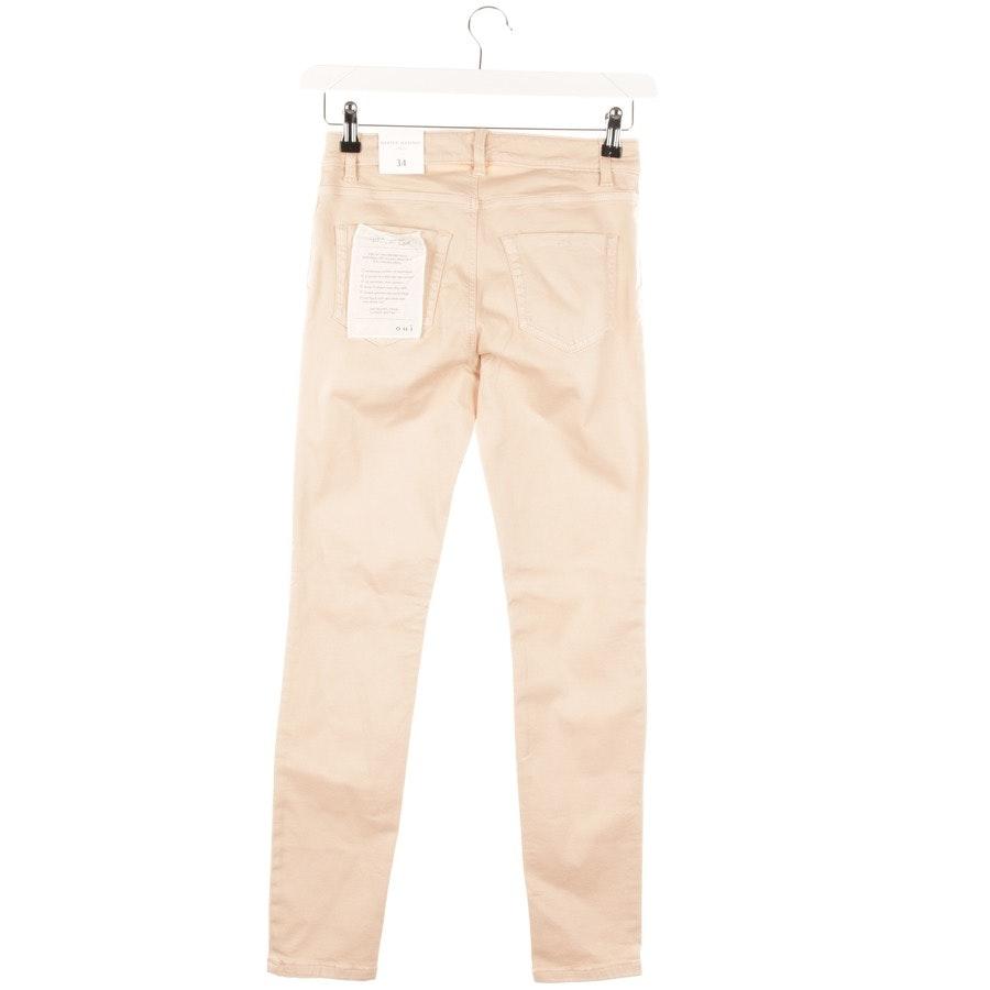 Jeans von Oui in Altrosa Gr. 34 - Baxtor Jeggings - Neu