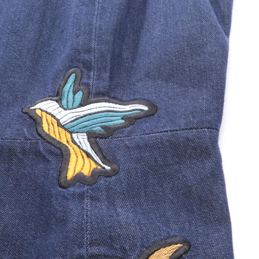 Jeanskleid von Victoria Beckham in Dunkelblau Gr. 32