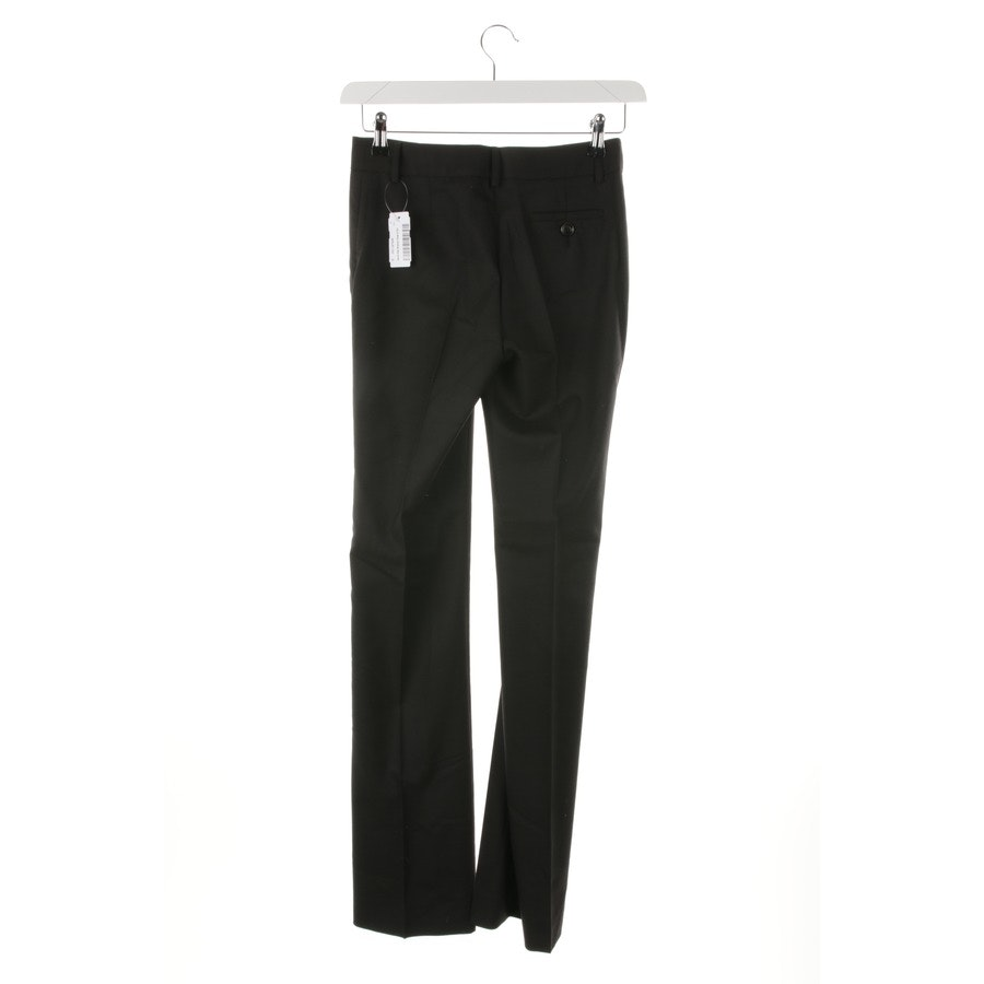 trousers from Moschino Cheap & Chic in black size 34 - new