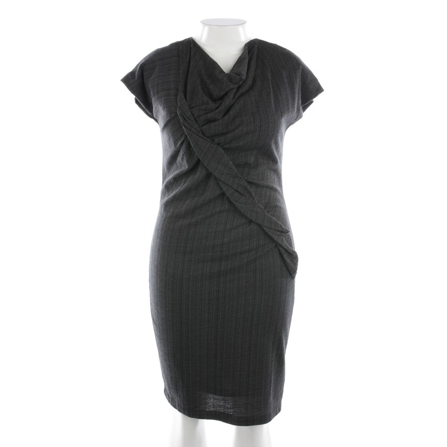 dress from Hugo Boss Black Label in grey size L - wool share
