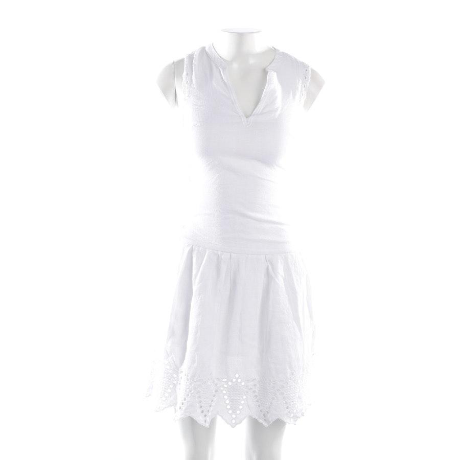 Kleid von Tommy Hilfiger in Weiß Gr. 32 US 2