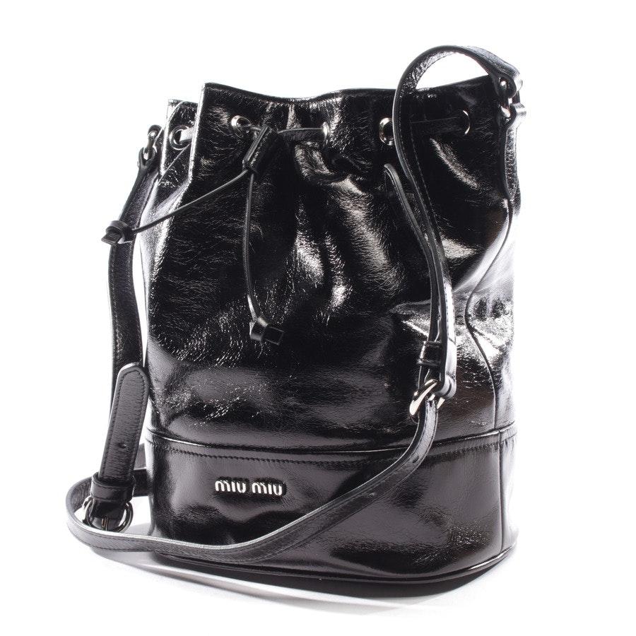 shoulder bag from Miu Miu in black