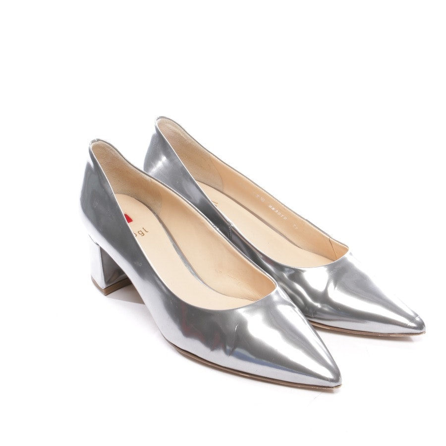 pumps from Högl in silver size D 38,5