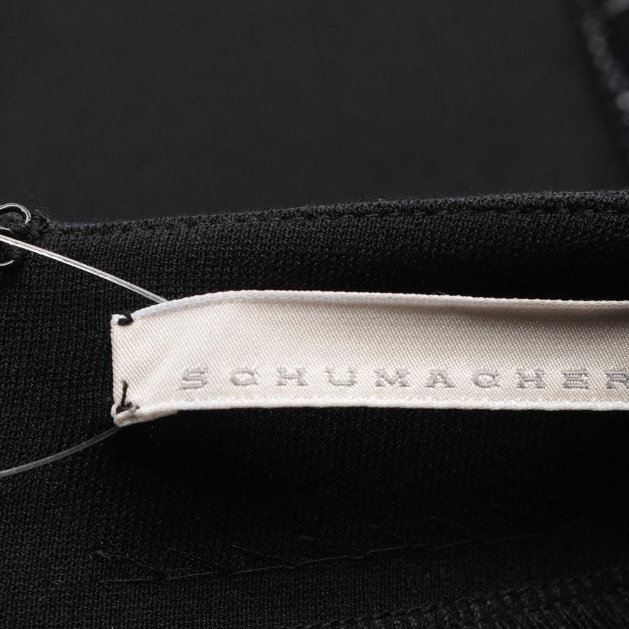 Etuikleid von Schumacher in Schwarz Gr. 36 / 2