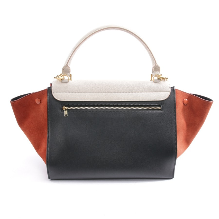 shoulder bag from Céline in multicolor - trapeze medium