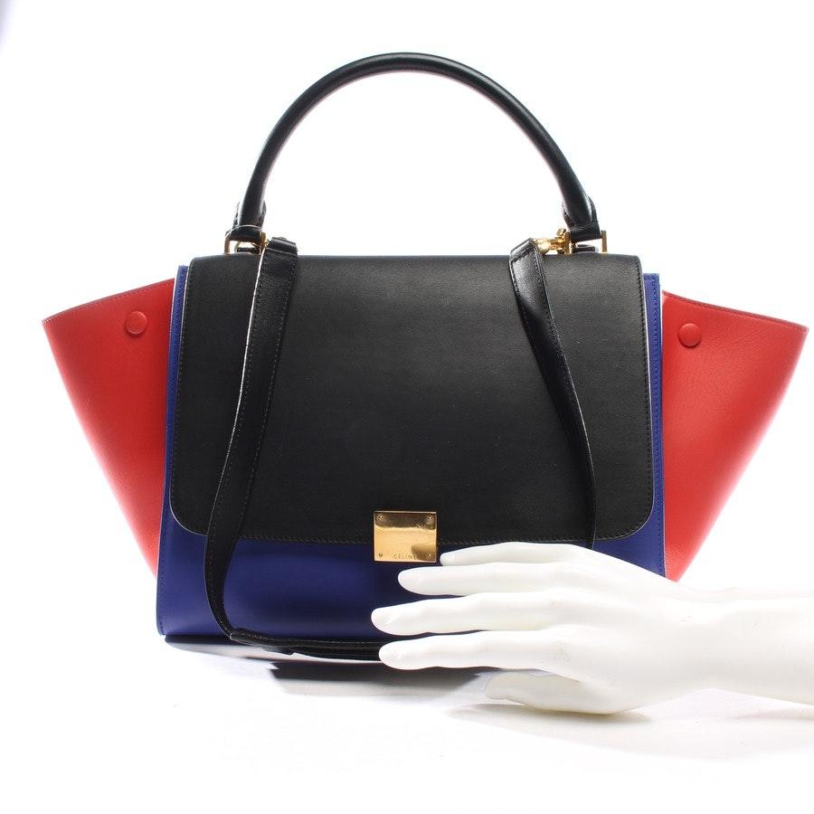 shoulder bag from Céline in multicolor - trapeze medium