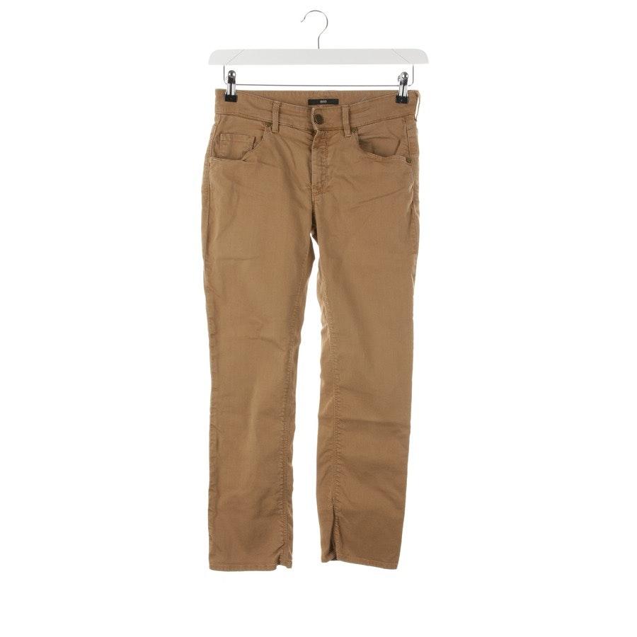 jeans from Hugo Boss Black Label in camel size W26