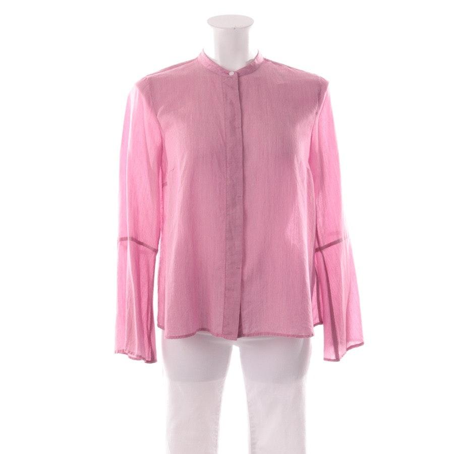Bluse von Marc O'Polo in Rosa und Weiß Gr. 36