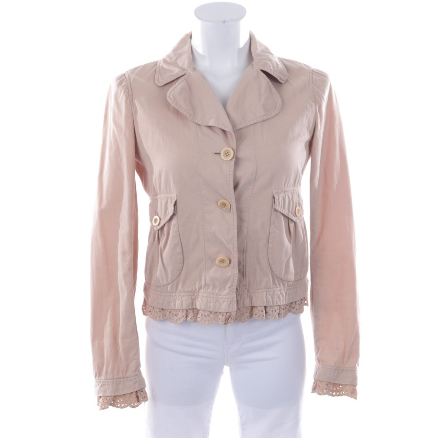 blazer from Miu Miu in beige size 34 / 40