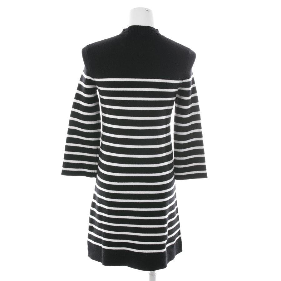 Kleid von Maje in Schwarz und Weiß Gr. 36 // 2
