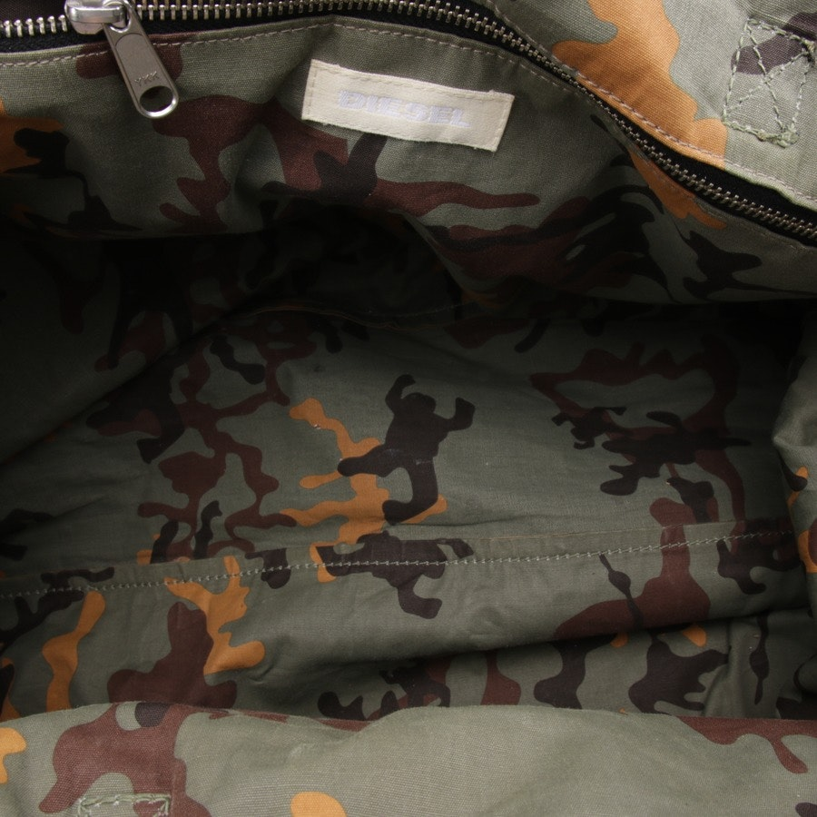 overnighter from Diesel in multicolor