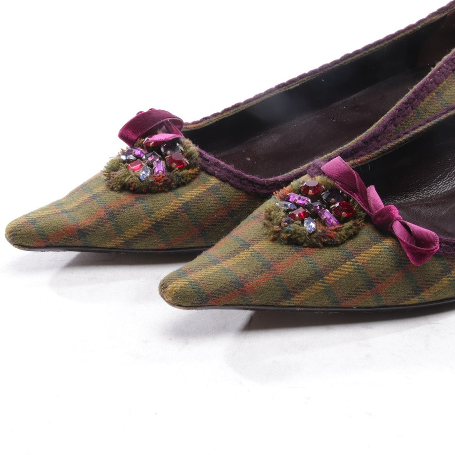 pumps from Prada in multicolor size D 40,5