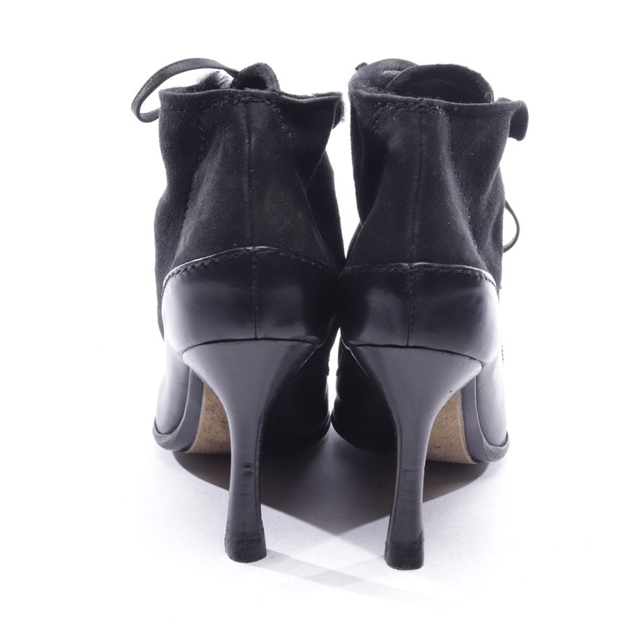 ankle boots from Giuseppe Zanotti in black size D 35