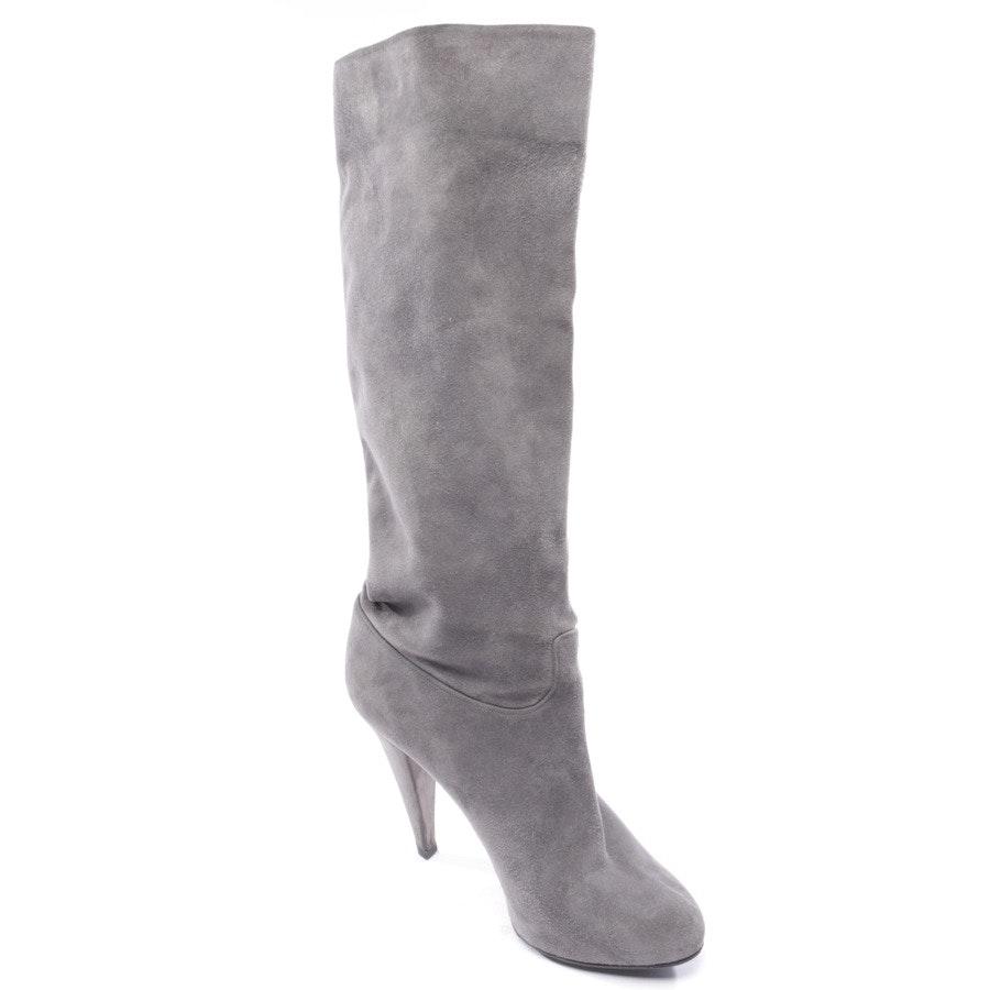 Stiefel von Bally in Grau Gr. EUR 39