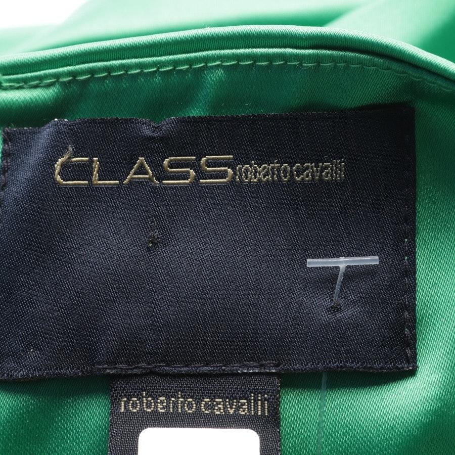 Cocktailkleid von cavalli CLASS in Apfelgrün Gr. 36