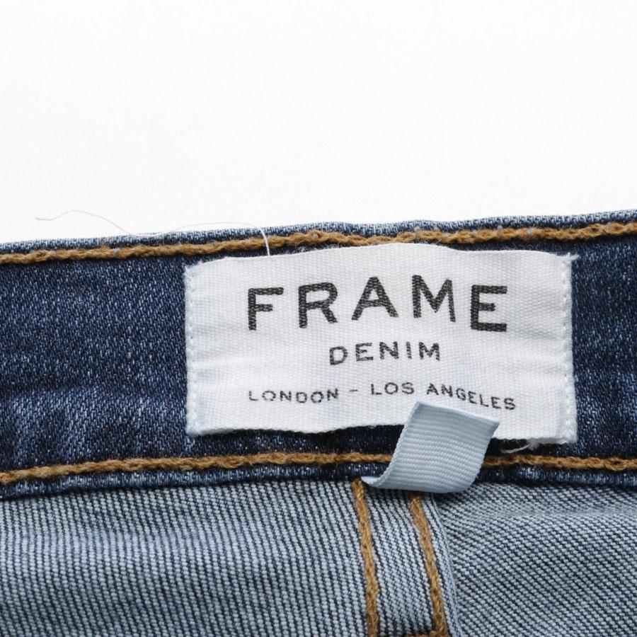 Jeans von Frame in Blau Gr. W23 - Le Skinny de Jeanne