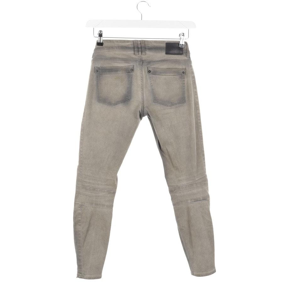 Jeans von Drykorn in Beige und Grau Gr. W25
