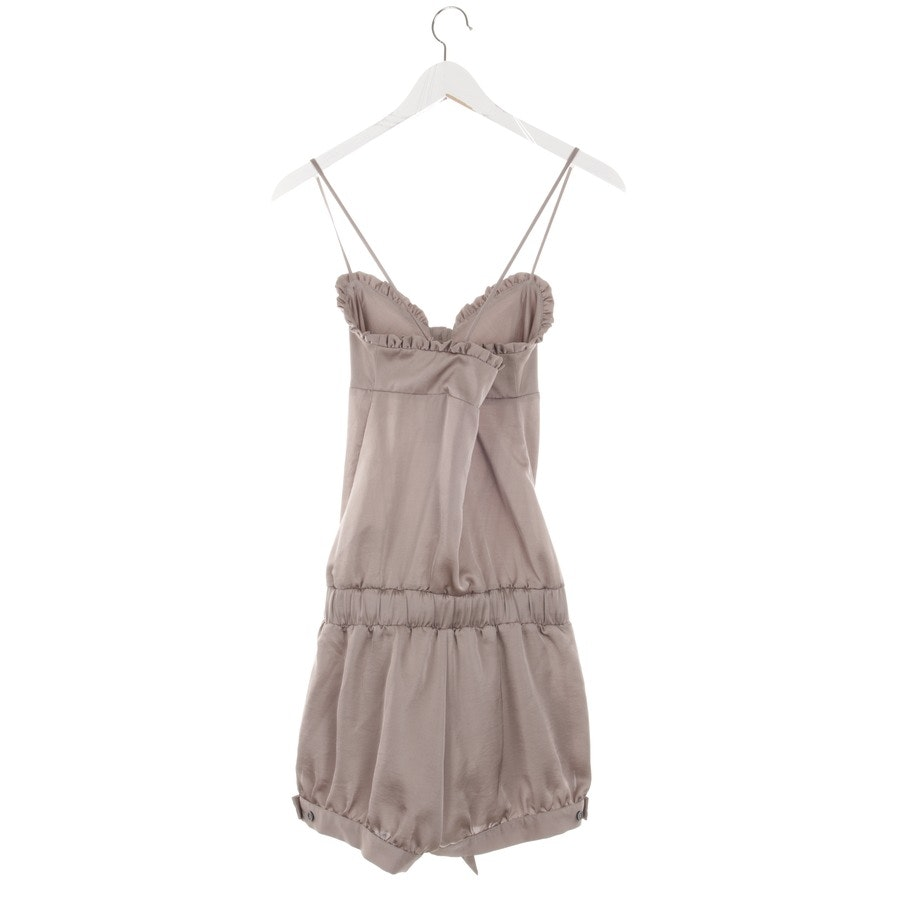 jumpsuit from Patrizia Pepe in taupe size DE 34 IT 40