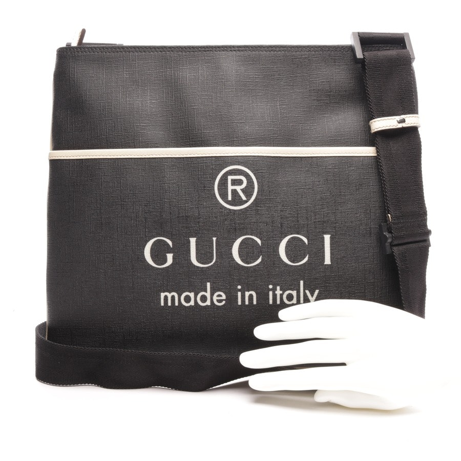 shoulder bag from Gucci in black-brown and beige